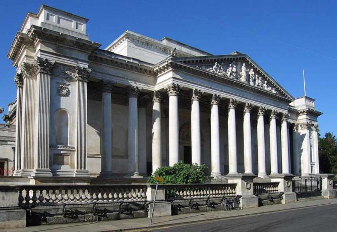 Fitzwilliam Museum, Cambridge | © Andrew Dunn/Flickr