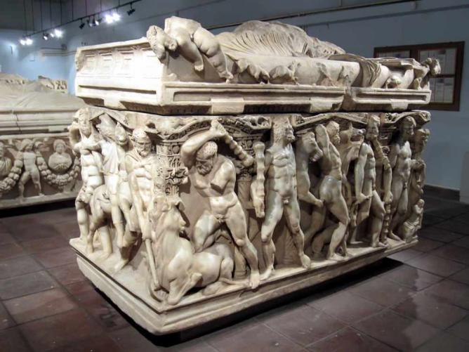 Konya Archaeological Museum | © David Stanley/WikiCommons