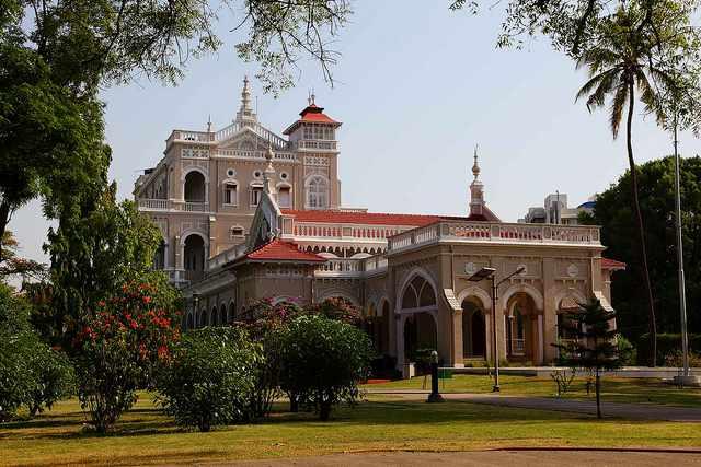 Aga Khan Palace, Pune © Ramnath Bhat/Flickr