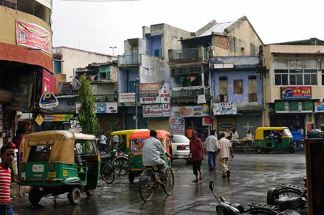 Ahmedabad - India | © Emmanuel DYAN/Flickr
