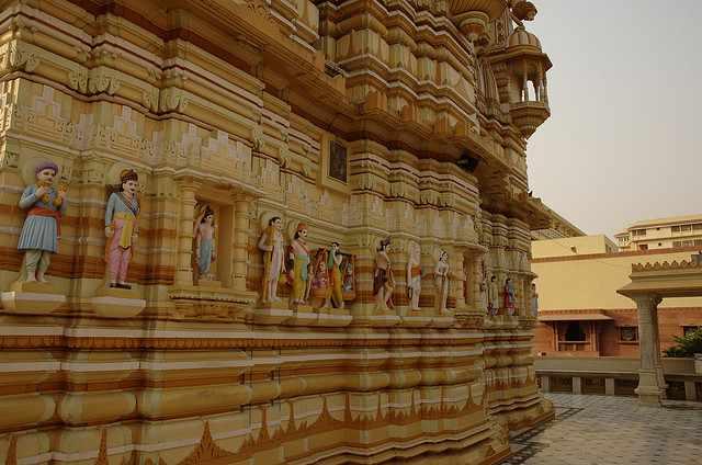 Akshardham temple | © Honza Soukup/Flickr