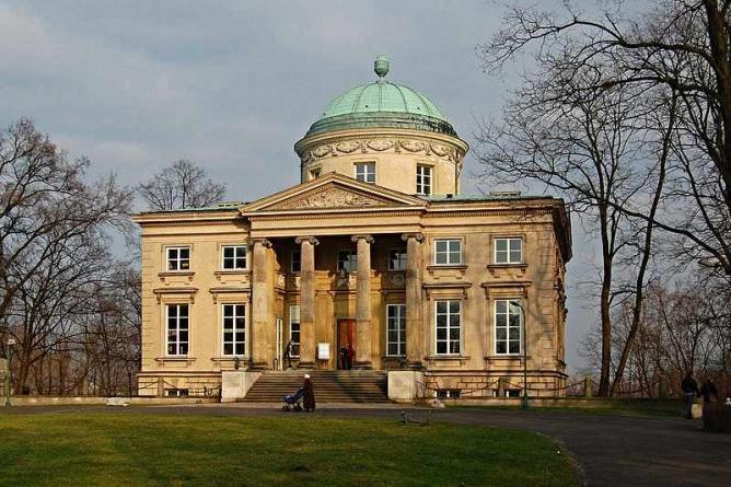 Królikarnia Palace | © Marcin Białek/WikiCommons