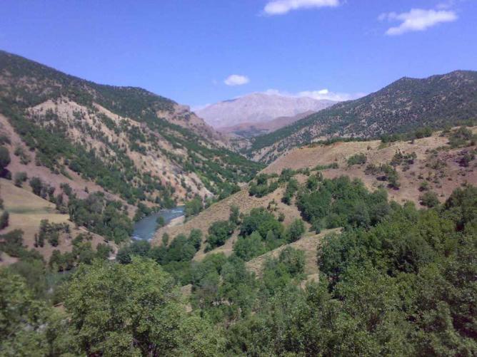 کوه های مرمریس & # XA9؛ Arser / WikiCommons