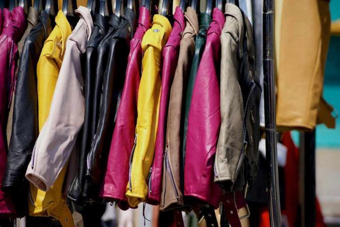 Leather jackets   © rose_mcavoy/pixabay