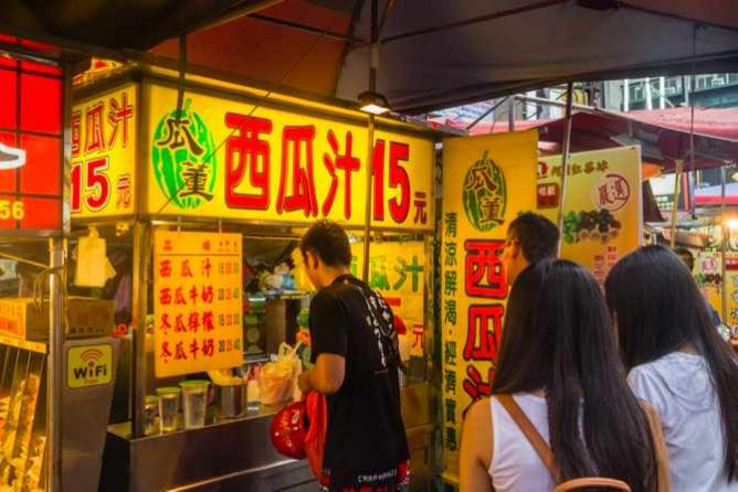 A Fruit Juice Stand, Tainan | Courtesy of Avery Segal