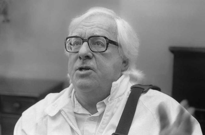 Ray Bradbury | © Frederic Guillory/Flickr