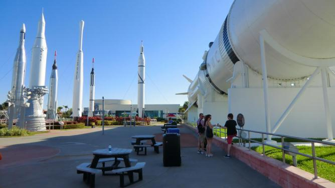 Kennedy Space Center © Reinhard Link/Flickr