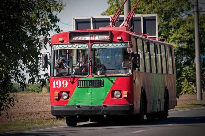 Trolleybus   © Pieter van Marion/Flickr