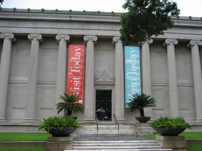 Museum of Fine Arts, Houston | © a rancid amoeba/Flickr