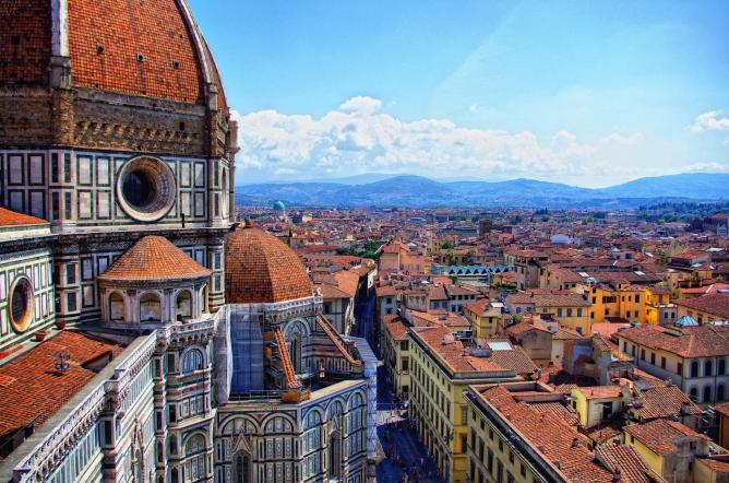 The Duomo, Florence | © Adam Smok/Flickr