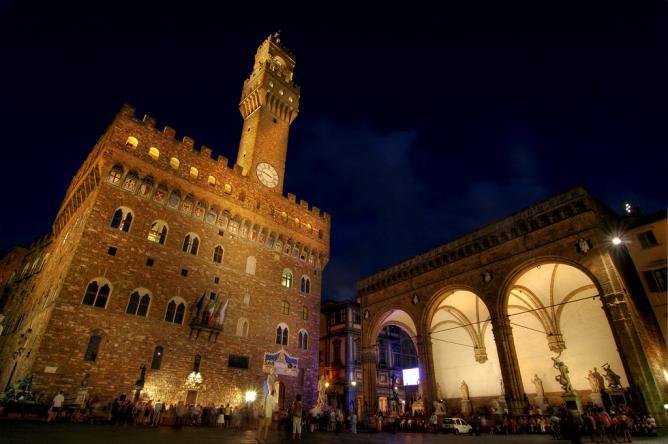 Piazza della Signoria | © Riccardo Cuppini/Flickr