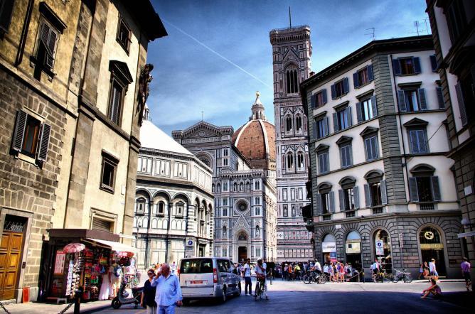 Piazza del Duomo | © Adam Smok/Flickr