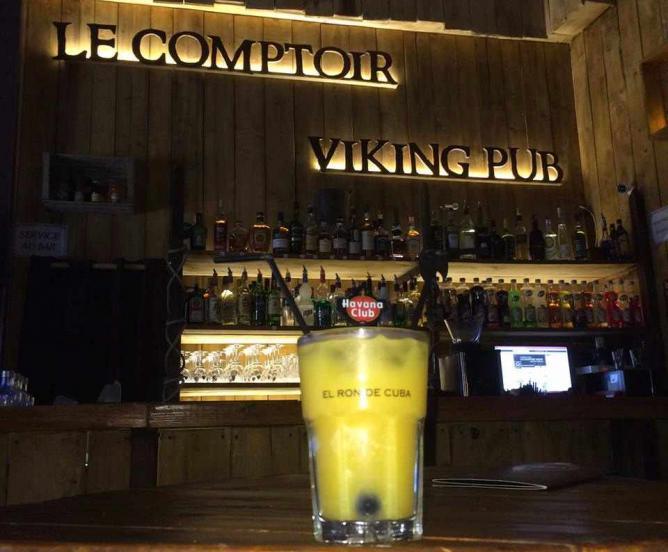 Bar | Courtesy of Le Comptoir Viking Pub