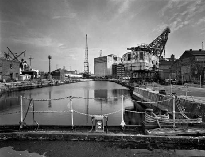 Dry dock 3 from the book: The Brooklyn Navy Yard   © Design Trust For Public Space/Flickr