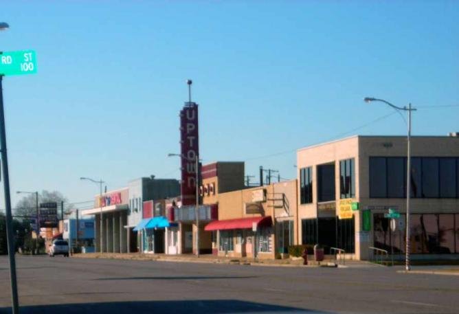 Downtown Grand Prairie | © lother1976/WikiCommons