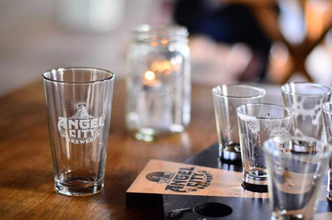 Angel City Brewery | © Daniel Muenster/Flickr