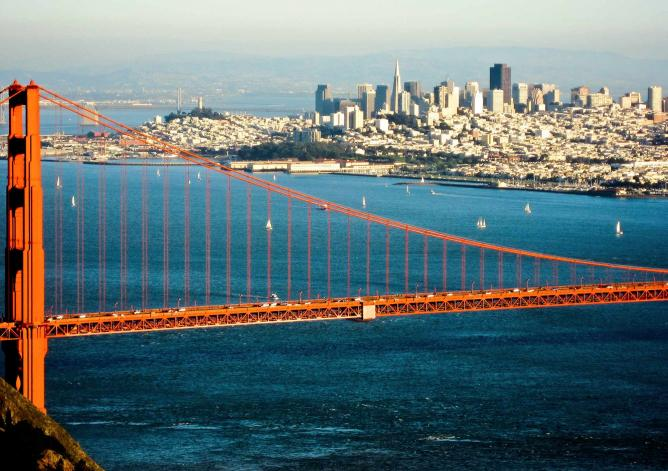 San Francisco | © Paul.h/WikiCommons