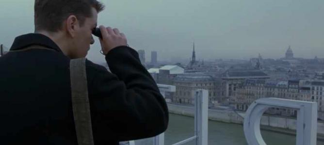 The Bourne Identity – Doug Liman, 2002