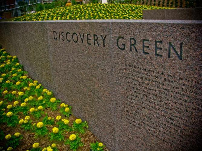 Discovery Green | © M&R Glasgow/Flickr