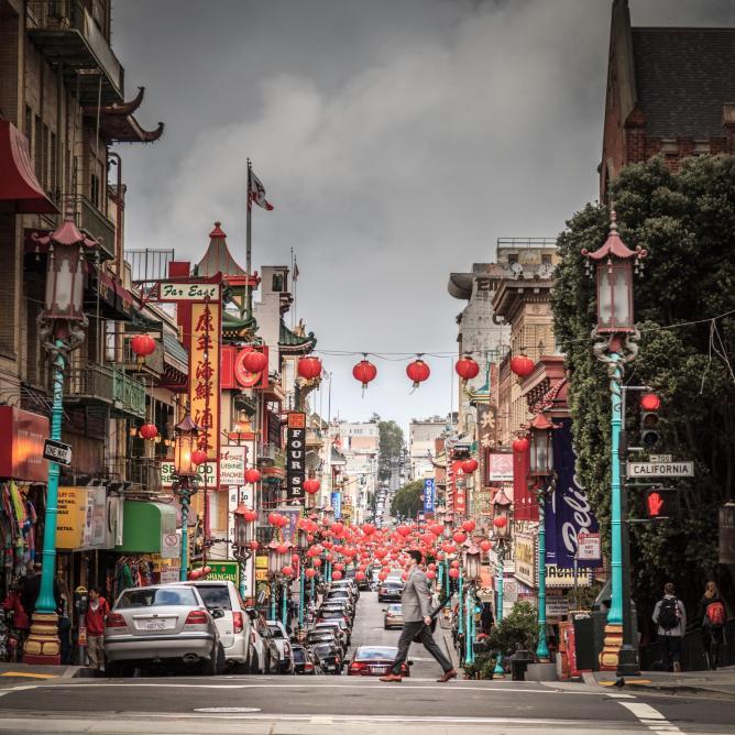 Chinatown | © Andrés Nieto Porras/Flickr