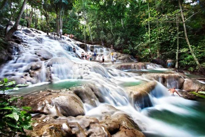 Dunn's River Falls|©Flickr