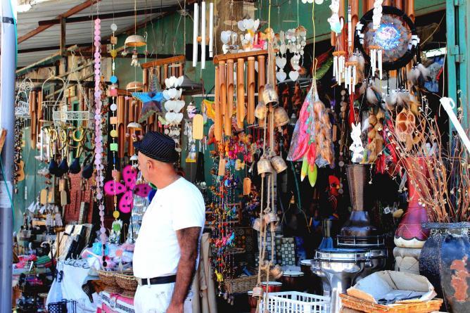 Jaffa Flea Market I © Wiki Loves Monuments 2014/WikiCommons