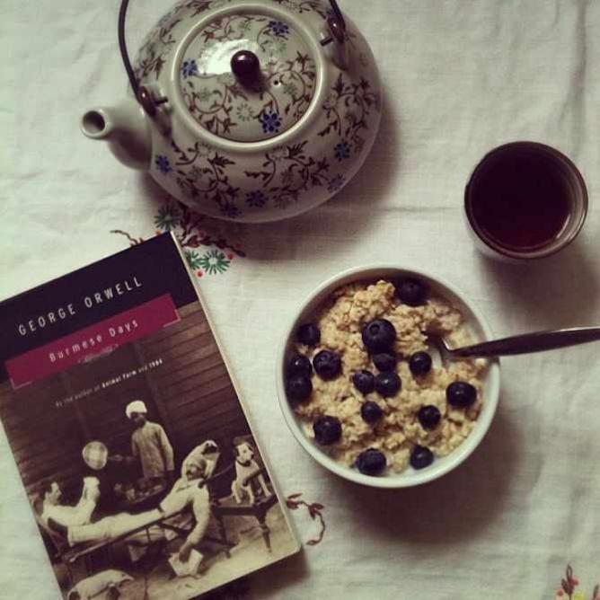 Burmese Days by George Orwell   © Nico Paix/Flickr