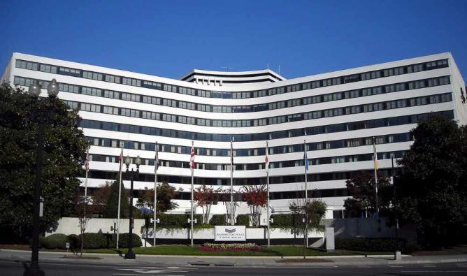 The Washington Plaza Hotel