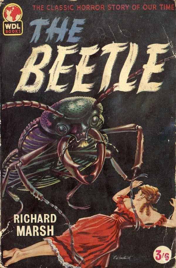 The Beetle   © WDL Books