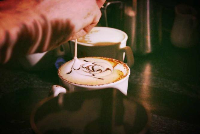 Roosevelt Coffeehouse © WikiCommons