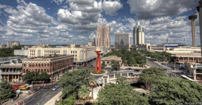 Downtown San Antonio during the day | © Brian Moran/Flickr