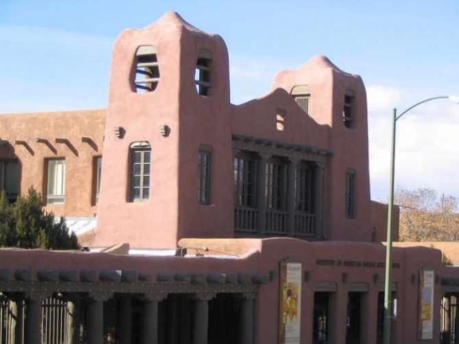 Museum of Contemporary Native Arts, Santa Fe, New Mexico   © Ken Lund/Flickr