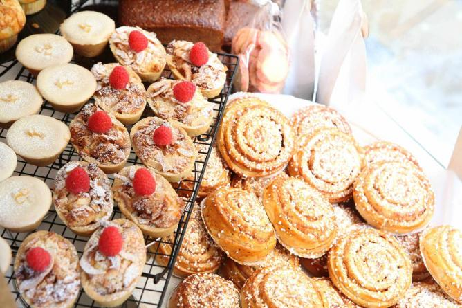 Cake selection | © Bageriet