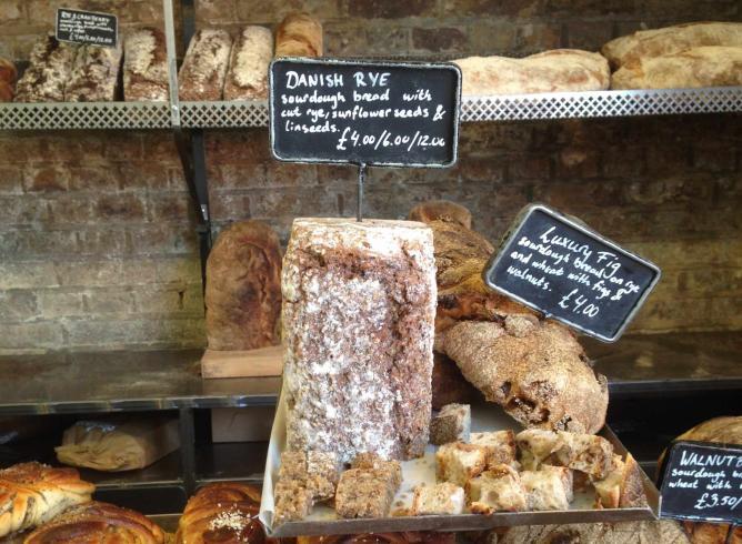 Bread selection | © Fabrique
