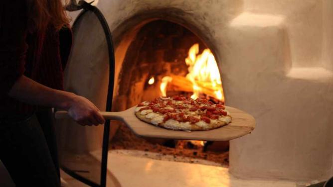 Bono Pizza © Jared Tarbell/WikiCommons