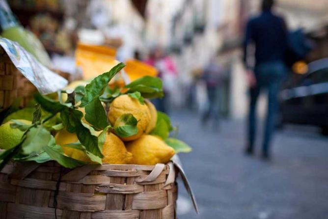 Amalfitan Lemons | © Luca Moglia/Flickr