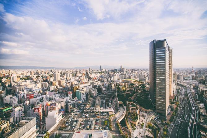 Osaka | © Thilo Hilberer/Flickr
