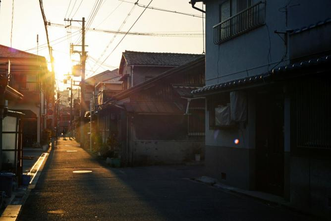 Morning in Osaka | © m-louis/Flickr