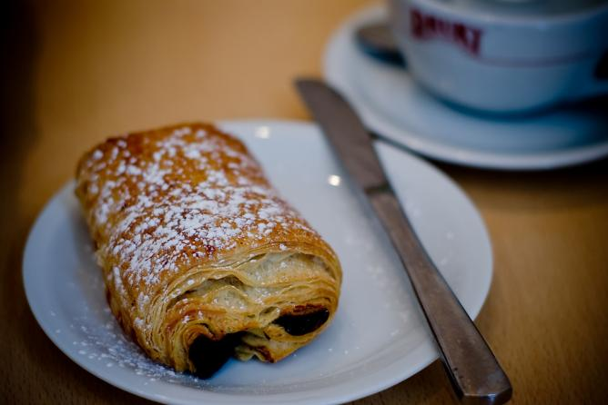 Pain au chocolat | © Jess Loughborough/Flickr