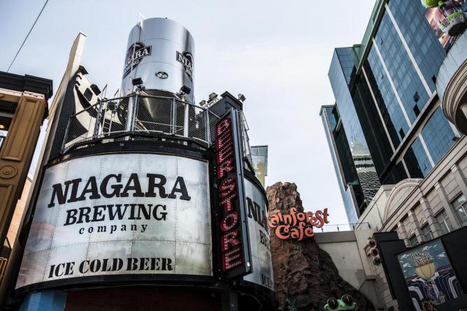 Courtesy of Niagara Brewing Company