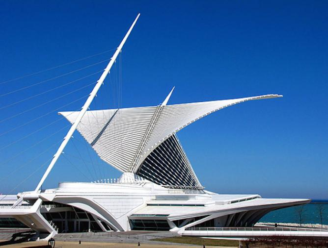 Milwaukee Art Museum | © O Palsson/Flickr
