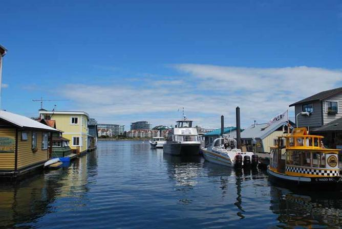 Fisherman's Wharf, Victoria, BC04