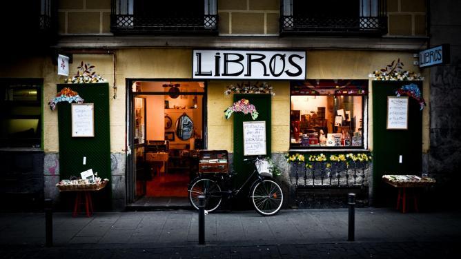 A bookshop in Malasaña   © Nacho Rascón/Flickr