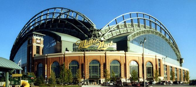 Miller Park | © Barrel Man Sammy/Flickr