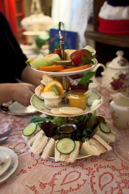 Lovejoy's Tea Room   © Andrew Davidoff/Flickr