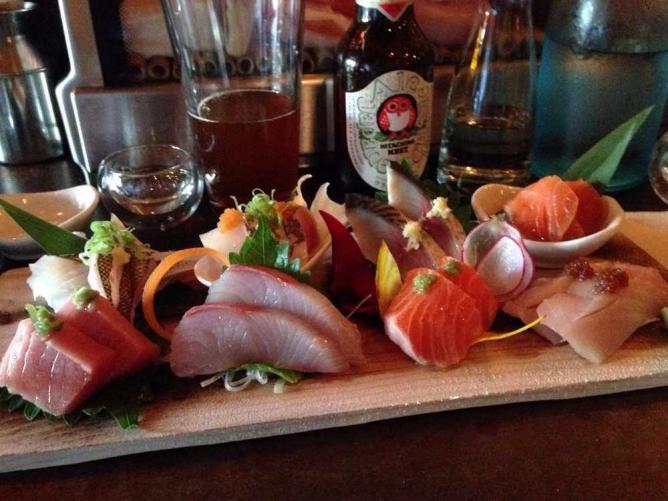 Saru Sushi   © Tommy C.
