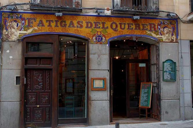 Fatigas Del Querer | © Jose Javier Martin Espartosa/Flickr