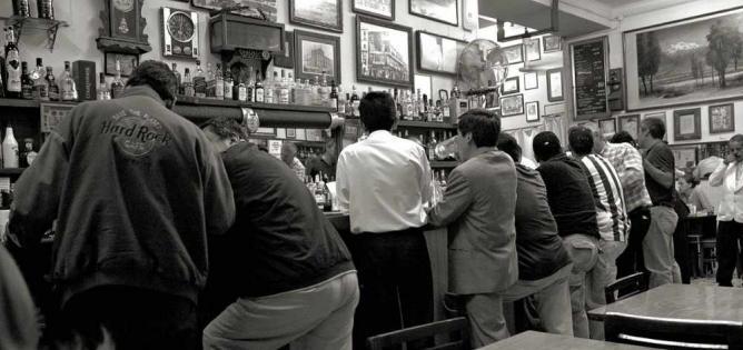 Bar   © Gcorpart/WikiCommons