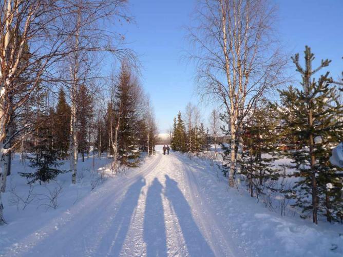 Lapland, Finland © Tania Ho/Flickr