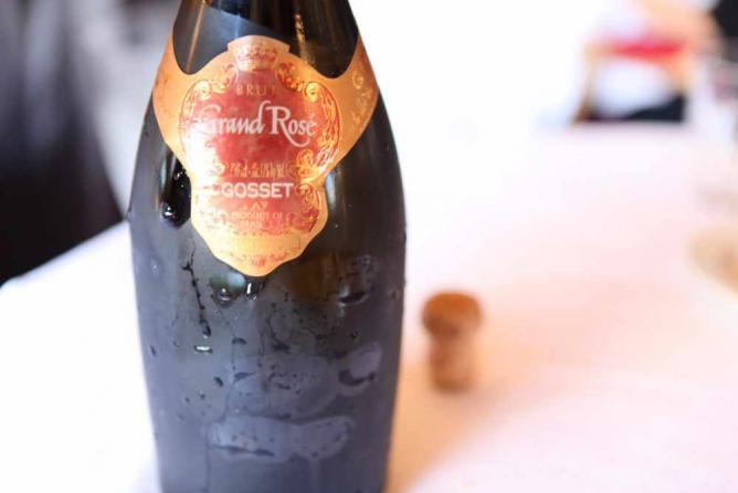 Gosset champagne | © Brian Solis/Flickr